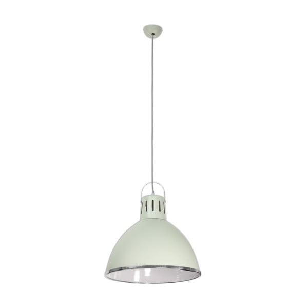 Lampa sufitowa Garrel, zielona