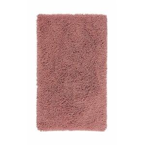 Czerwonoróżowy dywanik łazienkowy Aquanova Mezzo, 70x120 cm