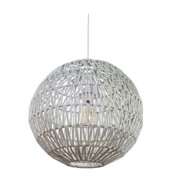 Żyrandol Hive Silver, 40 cm