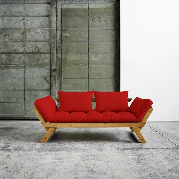 Sofa Karup Bebop Honey/Red