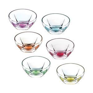 Zestaw 6 salaterek RCR Cristalleria Italiana Cosima