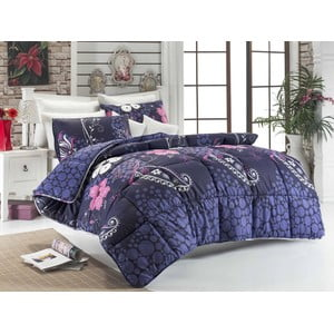 Narzuta pikowana na łóżko dwuosobowe Vansa, 195x215 cm