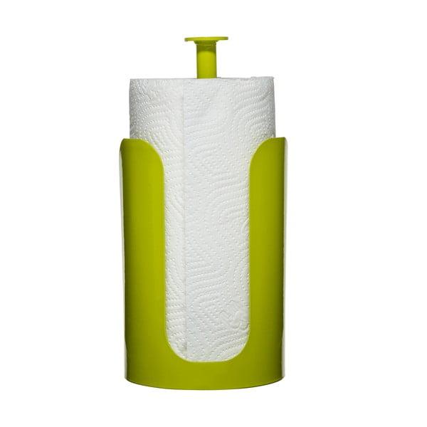 Stojak   na ręczniki papierowe Sagaform, zielony