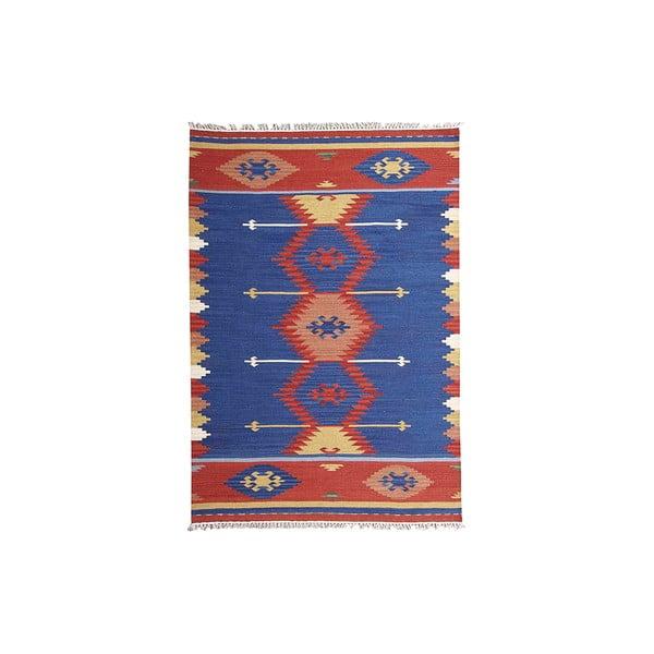 Ręcznie tkany dywan Kilim Classic K78, 125x185 cm