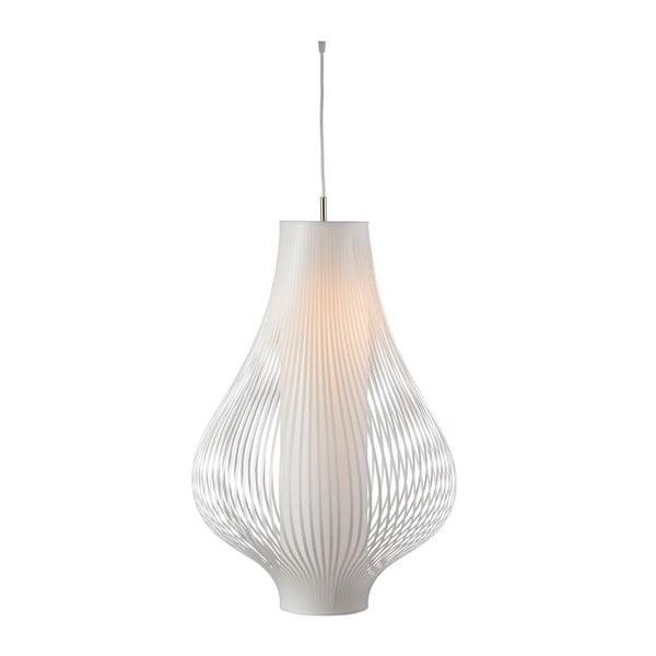 Lampa Tupelo, biała, wąska