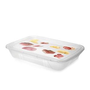Zestaw 2 pojemników na żywność Fresh, 1,5 l