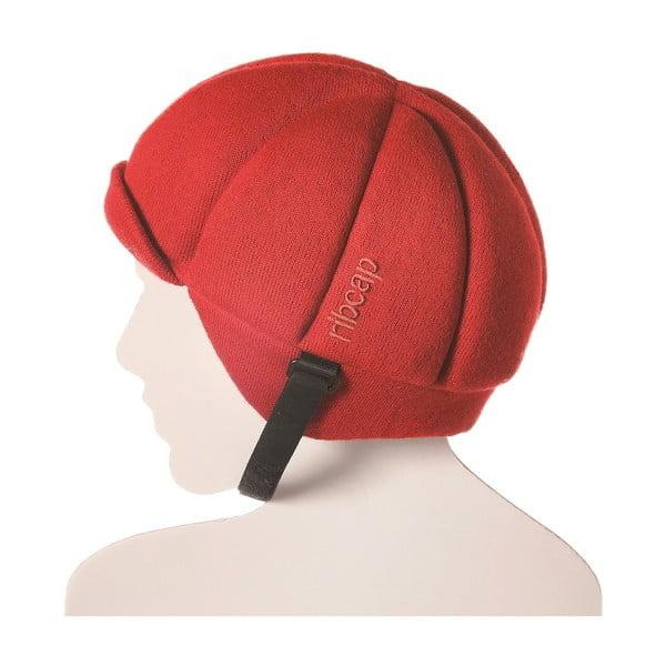 Czapka ochronna Ribcap Jackson Red, S