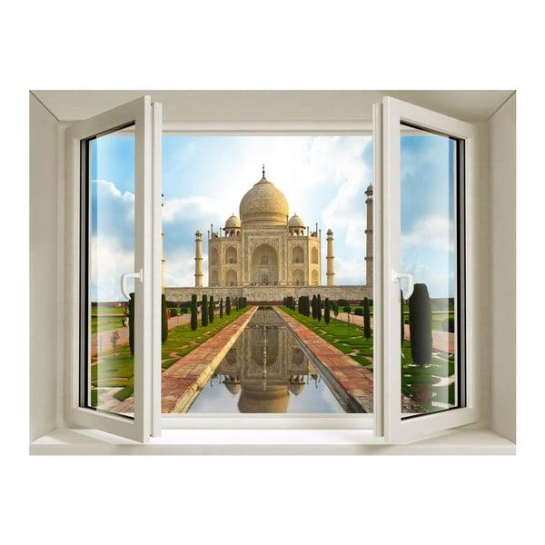 Naklejka 3D Taj Mahal