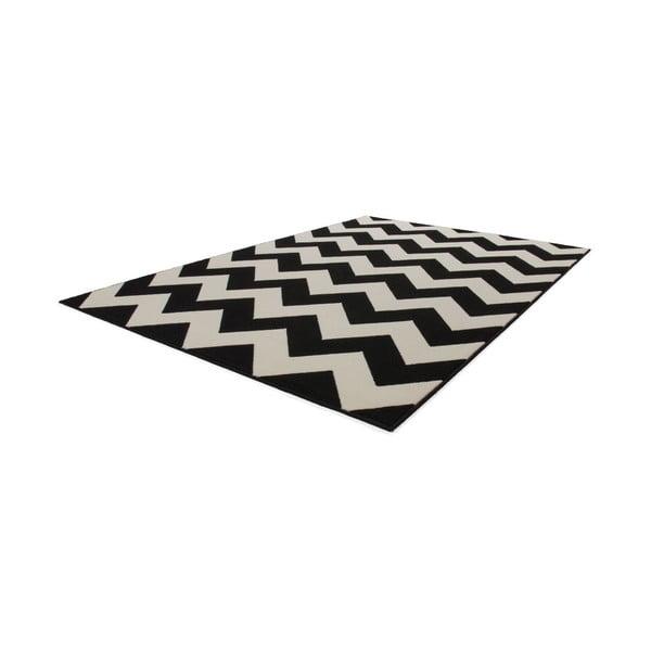 Dywany Maroc 2085 Schwarz, 80x150 cm