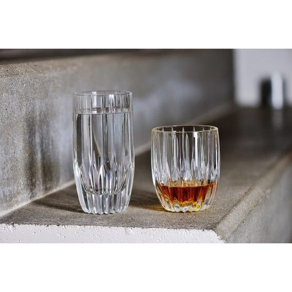 Zestaw 4 szklanek do whisky Nachtmann Prestige