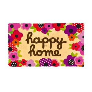 Wycieraczka Happy Home, multicolore