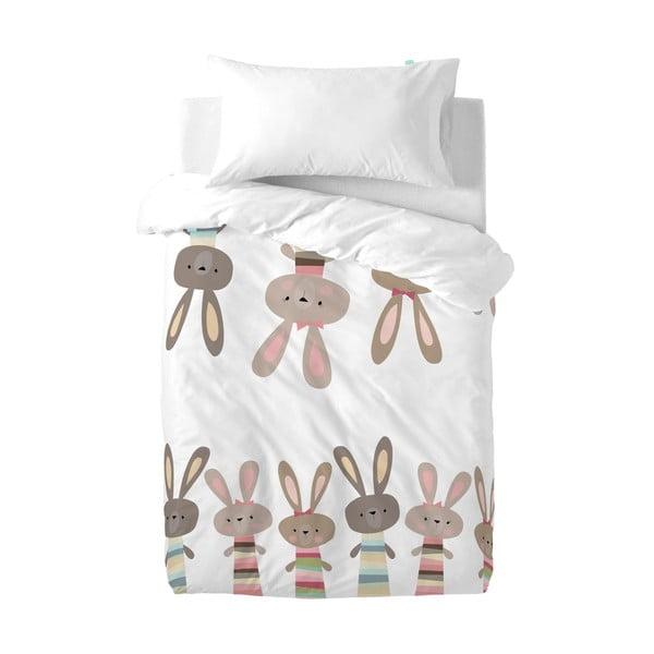 Pościel Little W Rabbit, 100x120 cm