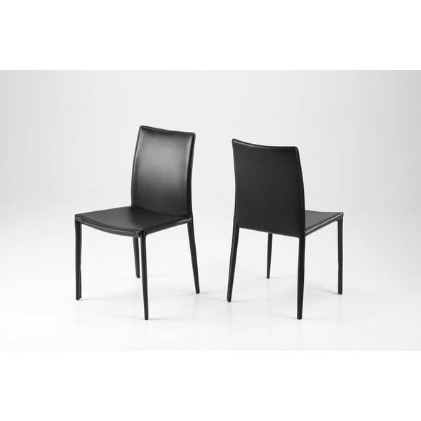 Krzesło do jadalni Andrew, czarne