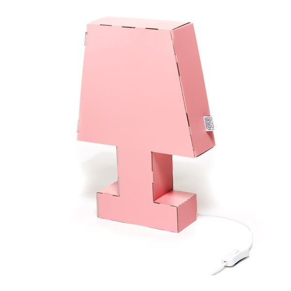 Kartonowa lampa Haarlem