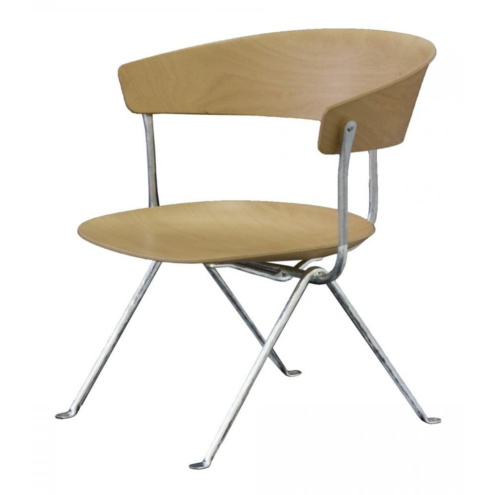Krzesło z bukowego drewna Magis Officina