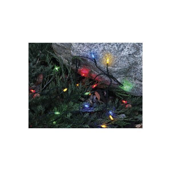Zewnętrzne   Lampki choinkowe Best Season Multi, 40 światełek