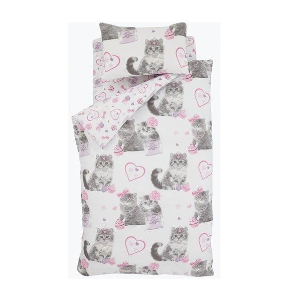 Pościel Pretty Kitty, 200x200 cm