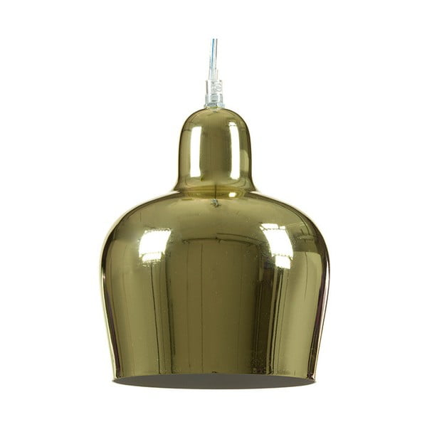 Lampa wisząca w kolorze złota Santiago Pons Roo
