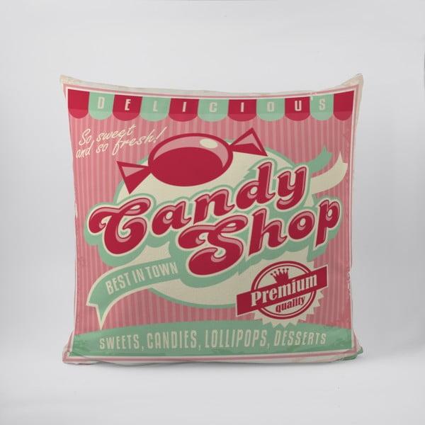 Poduszka Candy Shop