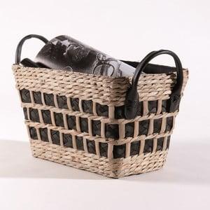 Koszyk pleciony Compactor Seagrass, 31x20cm