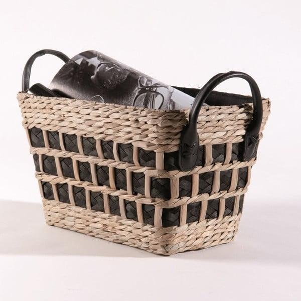 Koszyk z trawy morskiej Compactor Seagrass, szer. 31cm
