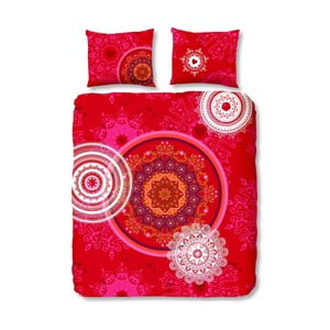 Pościel Mandala Red, 240x200 cm
