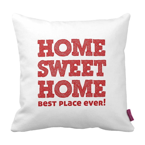 Poduszka Sweet Home, 43x43 cm