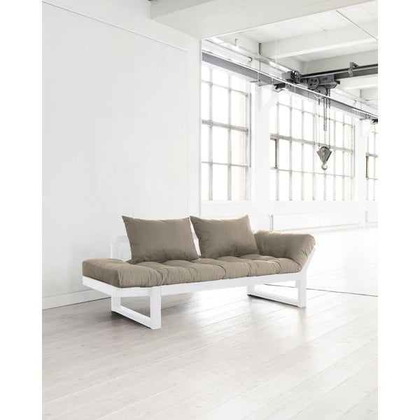 Sofa Karup Edge White/Vision