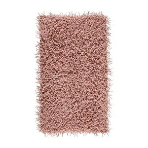 Różowy dywanik łazienkowy Aquanova Taro, 60x100cm
