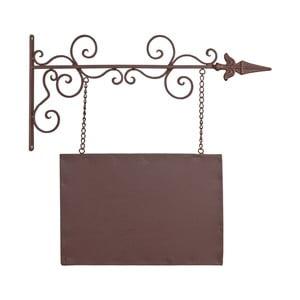 Tabliczka wisząca Hanger, 56 cm