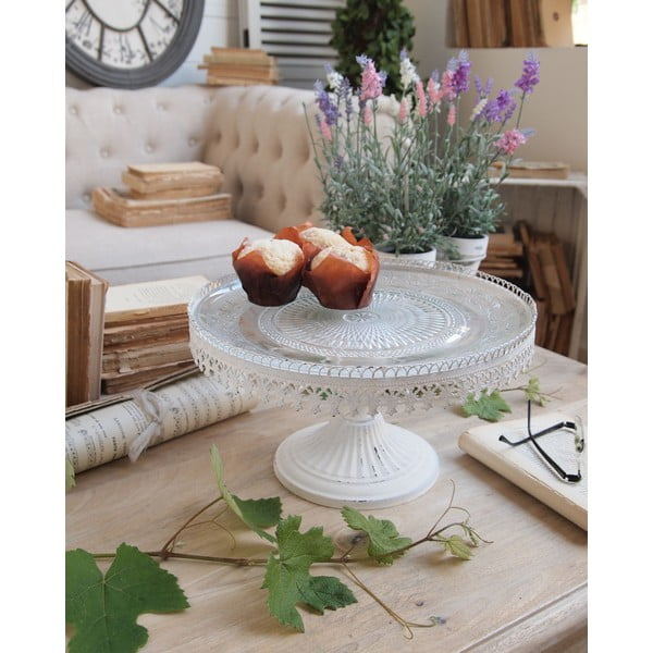 Patera Cake Antique White