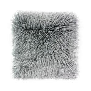 Szara poszewka na poduszkę WeLoveBeds Fluffy, 50x50 cm