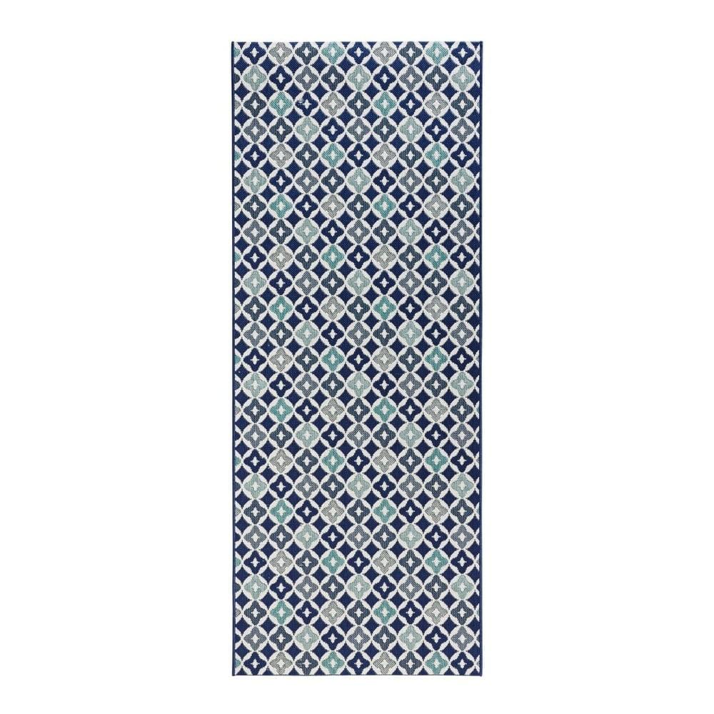 Niebieski Chodnik Do Kuchni Hans Home Reflect 80x200 Cm Bonami