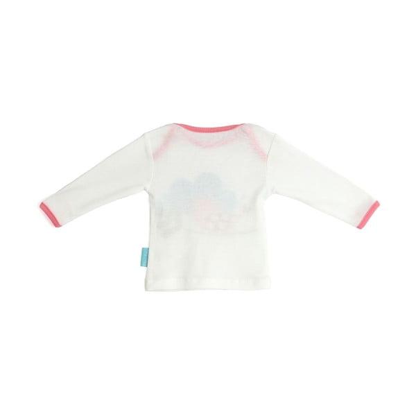 Dziecięca koszulka z długim rękawem Little Birds, 3-6 miesięcy