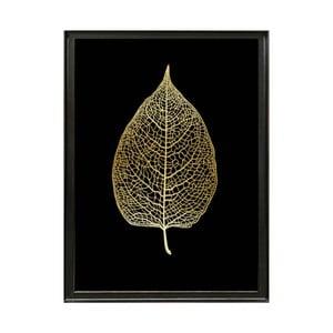 Plakat w ramie Deluxe Leaf, 70x50cm