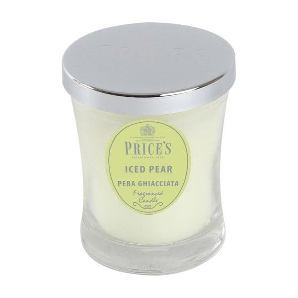 Świeczka zapachowa Iced Pear, 45 godzin palenia