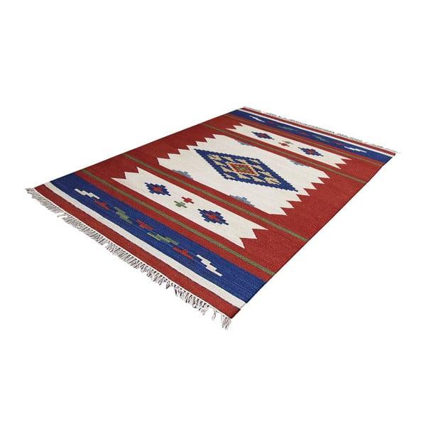 Ręcznie tkany Dywan Kilim Classic KL79 Mix, 125x185 cm