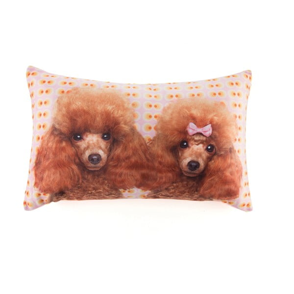 Poduszka Poodle Love
