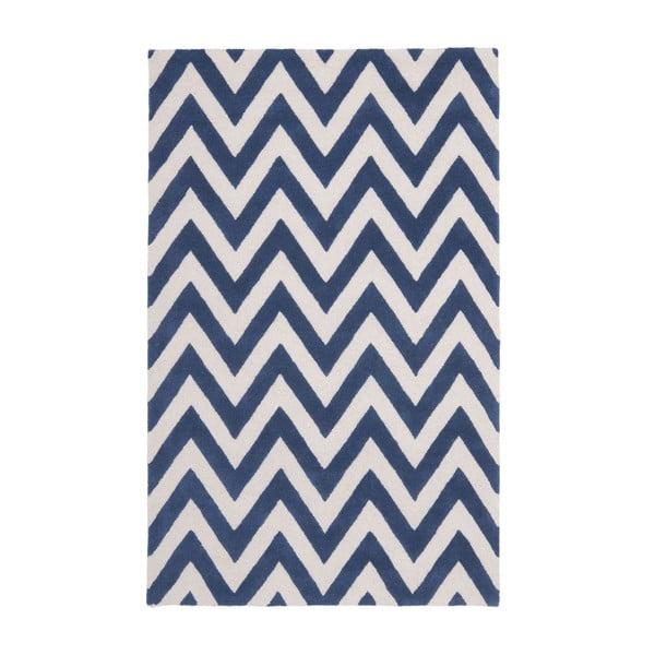 Dywan Stella 121x182 cm, niebieski