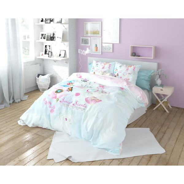 Pościel bawełniana Dreamhouse So Cute Jetje, 240x220cm