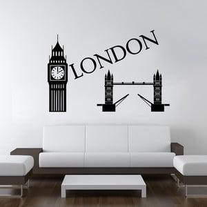 Naklejka ścienna London
