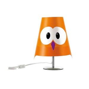 Pomarańczowa lampka dziecięca e-my Lucignolo