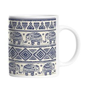 Ceramiczny kubek Aztec Elephants, 330 ml