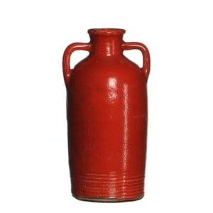 Wazon ceramiczny Sil Red, 20x10 cm