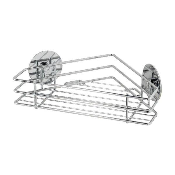 Półka narożna samoprzyczepna Wenko Turbo-Loc, do 40 kg