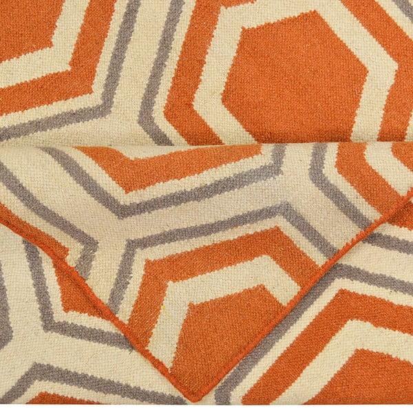 Ręcznie tkany dywan Kilim JP 22, 90x150 cm