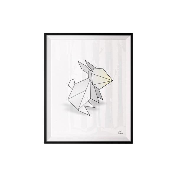 Plakat Rabbit, 30x40 cm