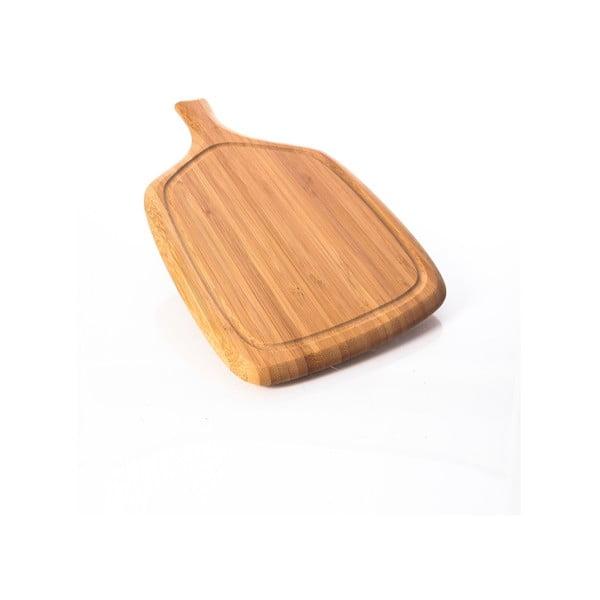 Bambusowa deska do krojenia Bambum Tempo 33x18 cm