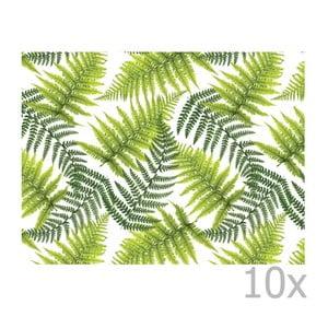 Papierowe podkładki jednorazowe Esschert Design Picnic