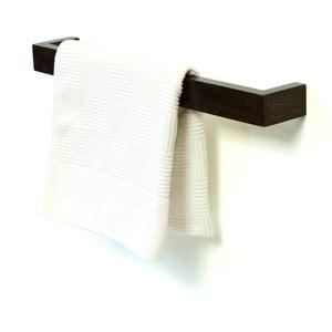 Naścienny uchwyt na ręczniki Wireworks Mezza Dark, 60 cm